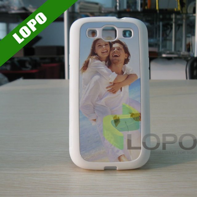 Sublimation Cell Phone Cases For Samsung Galaxy S3