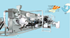 frequency full auto baby diaper making machine for small business