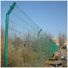 welded wire mesh pipe corral fence panels