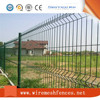 Chinese Supplier New Products Decorative Outdoor Retractable Cyclone PVC coated Welded Wire Mesh Fence for Garden Fence