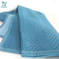Wholesale Best Sale Cotton Moving Cotton Moving Blanket furniture pad sheet cotton quiet