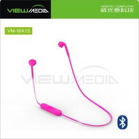 VM-WA15 Bluetooth stereo audio earphone wireless Bluetooth headphone