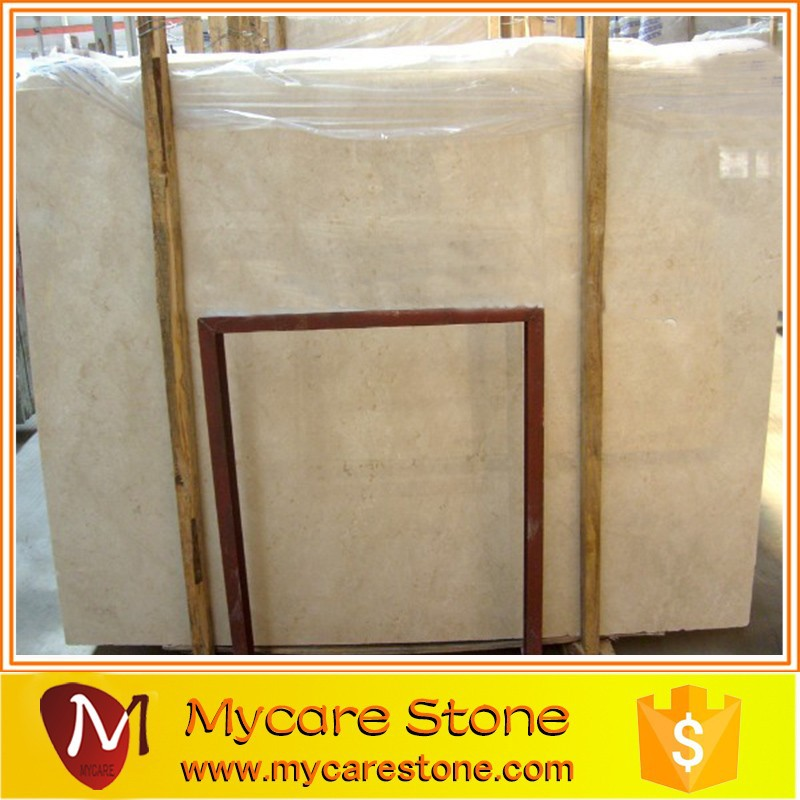 Moon Pearl Marble Slab Beige Slab for wall & Floor Decoration