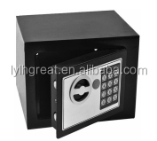 Elegant Design In Wall Hidden Digital Hotel Safe Box For Sale