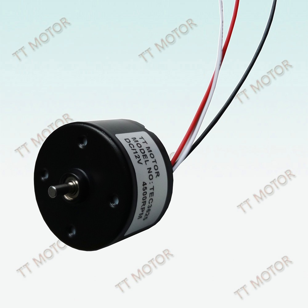 TEC3625,12v brushless motor for automobiles