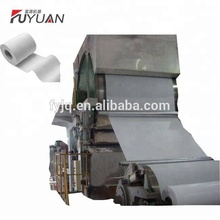 cheap price tissue paper making machinery / toilet paper mill for sale