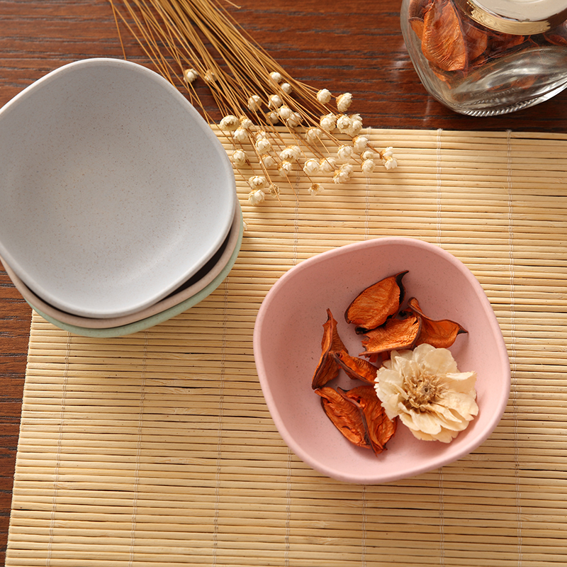 Eco-friendly low price personalized bamboo bowl baby