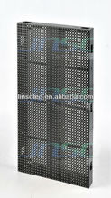 LED P10/P16 Curtain wall outdoor full color designed / super light weight aluminum cabinet