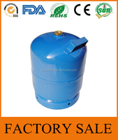 Cixi Jinguan Nigeria 3kg 7.2L Mini LPG Gas Cylinder,Gas Cylinder For Portable Gas Stove