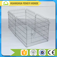 Aluminum Dog Fence/Pet Playpen Cage