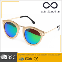 Wholesale sports sunglasses specialized aluminum sunglasses colorful sport sunglasses