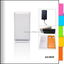 Recyclable power supply, 8,000mAh power bank