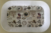 Wholesale Eco-Friendly High airline serving tray
