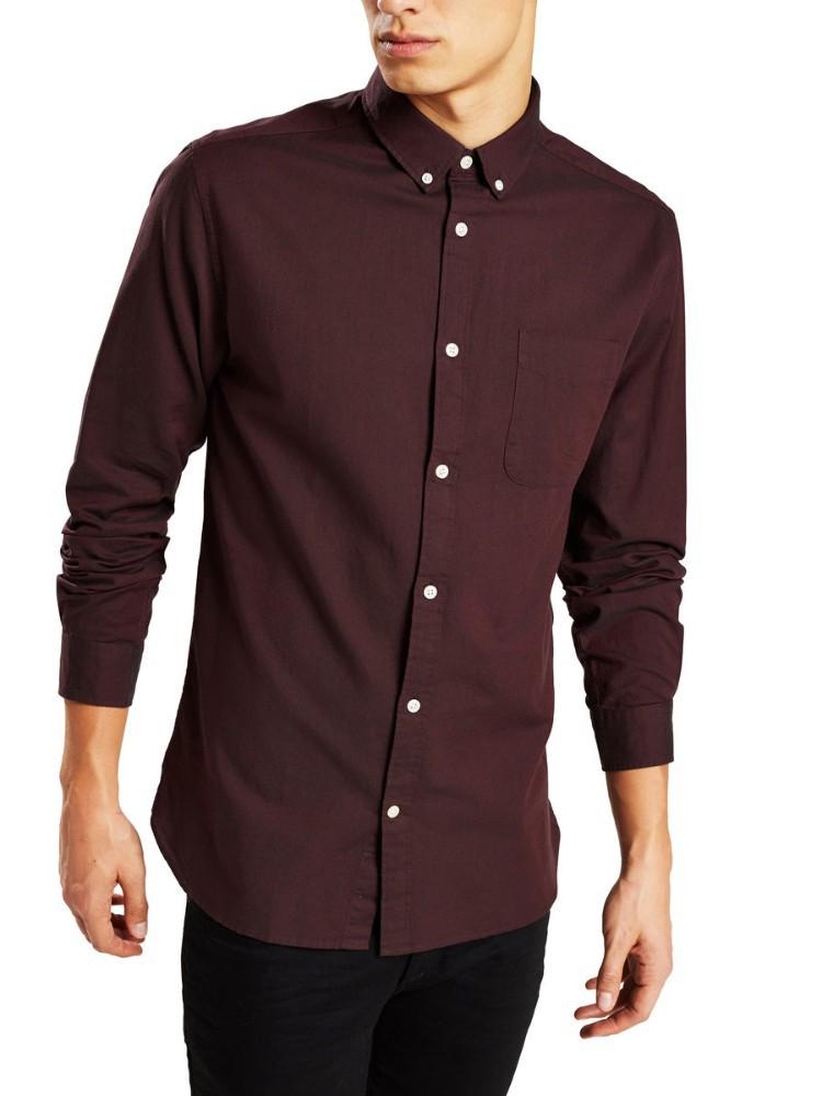 Long Sleeve Oxford Custom Shirt Buy Custom Shirt Long