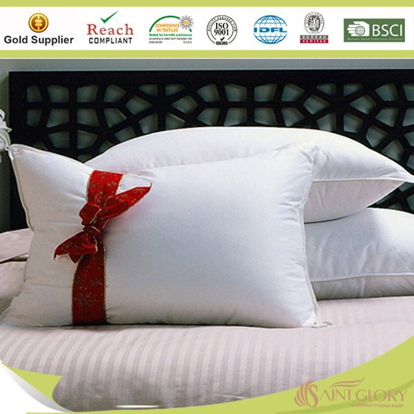Chinese Custom Shaped Microfiber Hotel Life Pillow