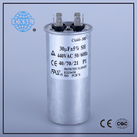 CBB65 AC Runing Epoxy Resin Capacitor
