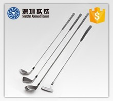 Hot sale investment casting titanium good quality golf putter