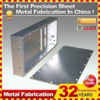 Kindle 2013 high quality OEM galvanized sheet metal fabricating