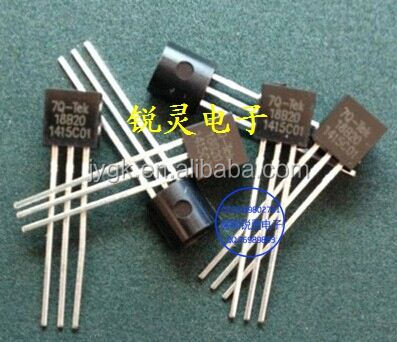 18 b20 new digital temperature sensor DS18B20 QT18B20 replace completely new domestic--RLDZ2--RLDZ2
