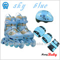 Children fancy skate shoses/light-up roller skates
