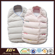 100% cotton or goose down sleeping bag for baby ML 142029 hot sale