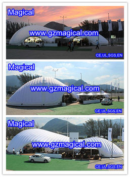 inflatable outdoor tent/Air bubble tent/round dome tent