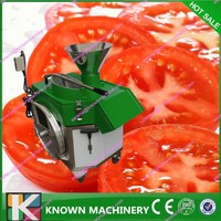 fine tomato cutter/electric onion tomato cutter for three shapes