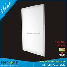 Hot selling!!! IP44 Epistar SMD3014 Dimmable LED Panel Light 60x60cm
