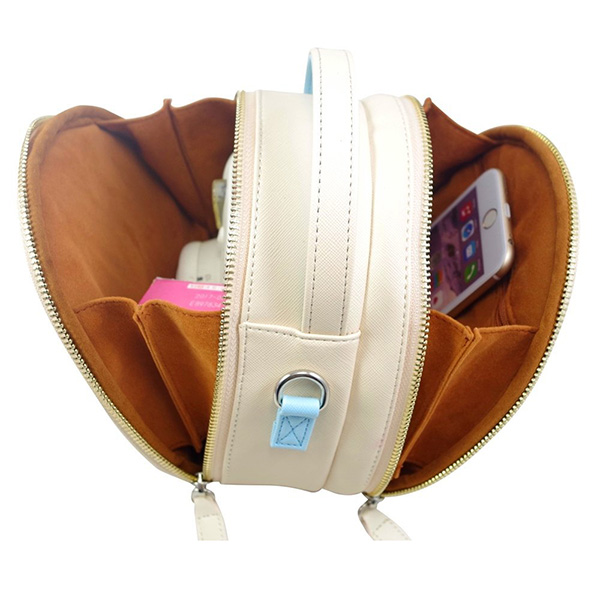 Professional factory customize high quality mini camera bag for fujifilm instax