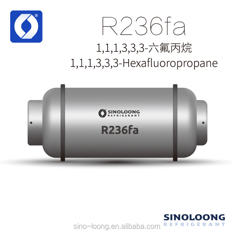 R236fa is mainly used as fire extinguishing agent, refrigerant, spray and blowing agent