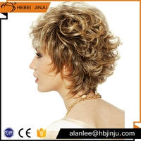 Best quality wholesale barrister wig with baby hair