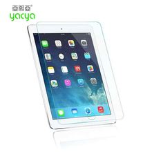 High clear Easy install Tempered glass for ipad mini ,Anti Finger Printing Screen Protector Film for Ipad mini1