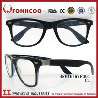 FONHCOO Popular Sales Low Cost Discount Plastic Black Reading Glasses