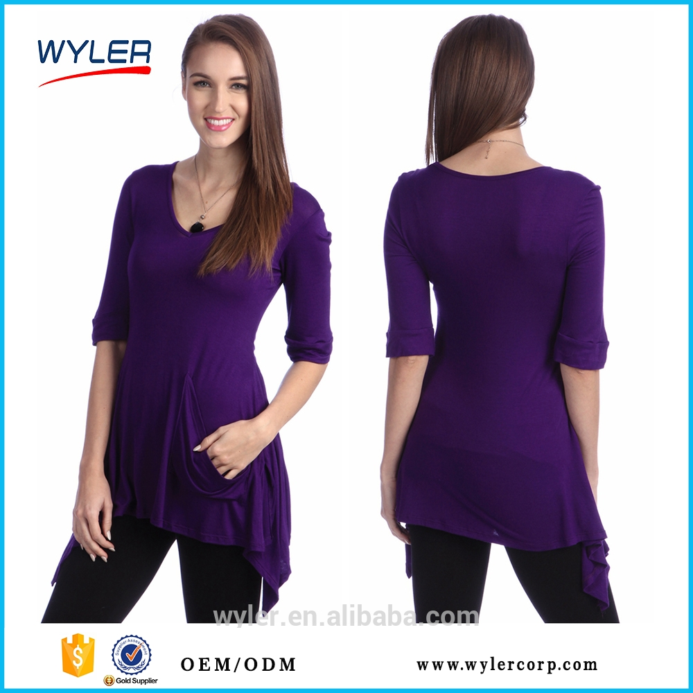 New Fashion Women clothing O-neck Blouse T Shirt ropa mujer top