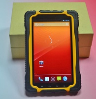 Cheapest 7inch rugged industrial android tablet with android GPS 3G waterproof full IP67