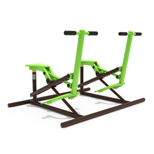 High quality mini body fitness outdoor gym equipment for kids