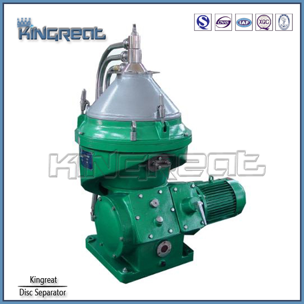 Mineral Oil Automatic Clarifying Centrifuge