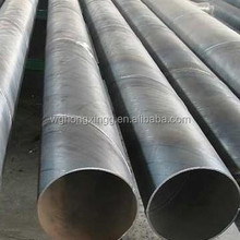 spiral steel pipe helical weld pipe SSAW