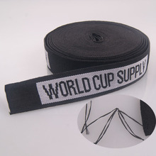 2014 high quality black and white stripe webbing made in China