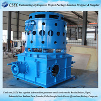 Good Quality Pelton/ Impulse Turbine Applied in Hydroelectric Station