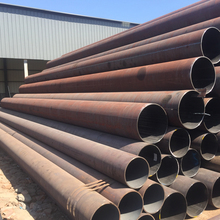 Updated best sell erw black round steel pipe / Q235 construction scaffold pipe/tube, Black round steel Pipe