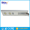 70W Street solar LED light with 39AH Lithium Battery backup