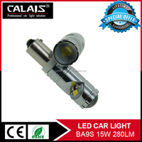 Car led dome lights high power 15W for auto led Ba9s