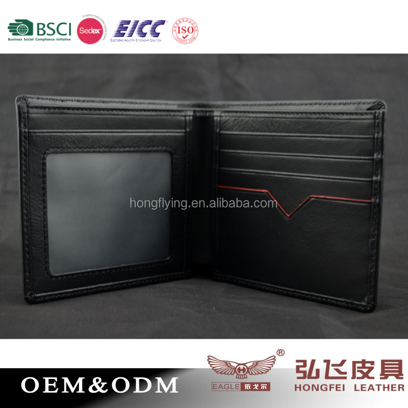 mini top quality men wallets with Sedex approval