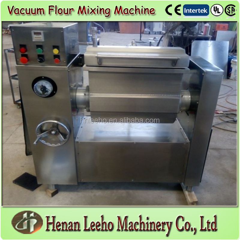 vacuum mixing machine flour kneader