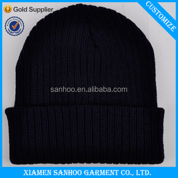 new design 2016 knit hat for winter