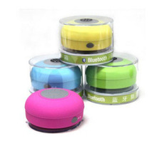China factory wholesale waterproof bluetooth speaker wireless speaker with hand-free function