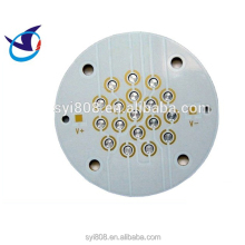 Best quality double side panel led light pcb for oem electronic assembly