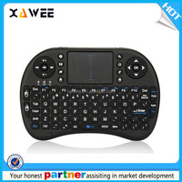 2.4G Mini USB Wireless Keyboard Touchpad Air Mouse Fly Mouse Remote Control for Android Windows TV Box Cellphone