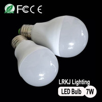60W Equivalent LED Daylight Light Bulb 7w, led 7w e27 bulb light